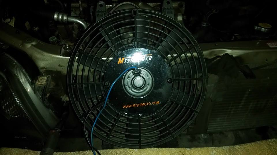 pull fan